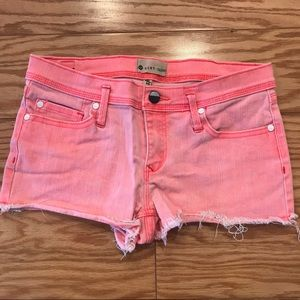 Rosy Pink Shorts